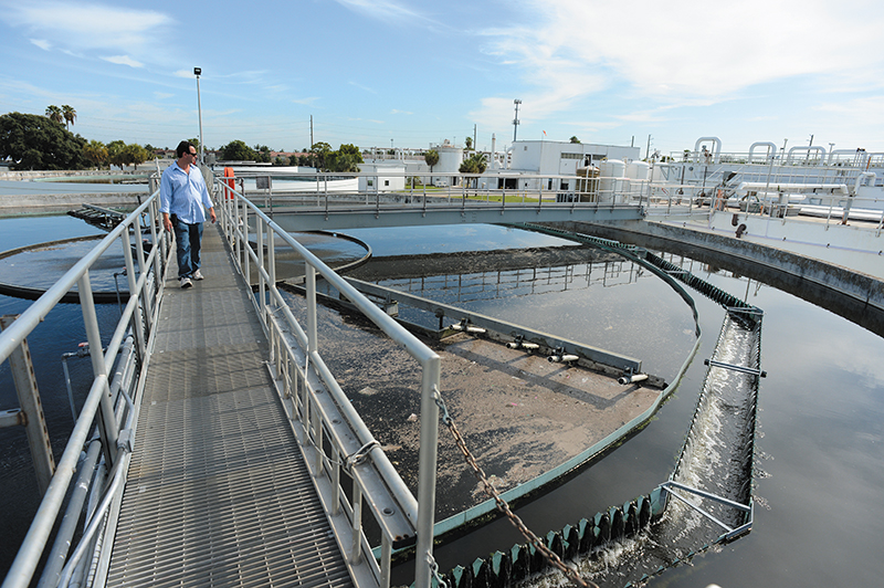 Along the Coast: Cities rush to fix aging sewer systems - The