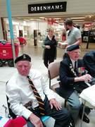 Basildon, 22 June 19, D-Day & Market Garden Veterans