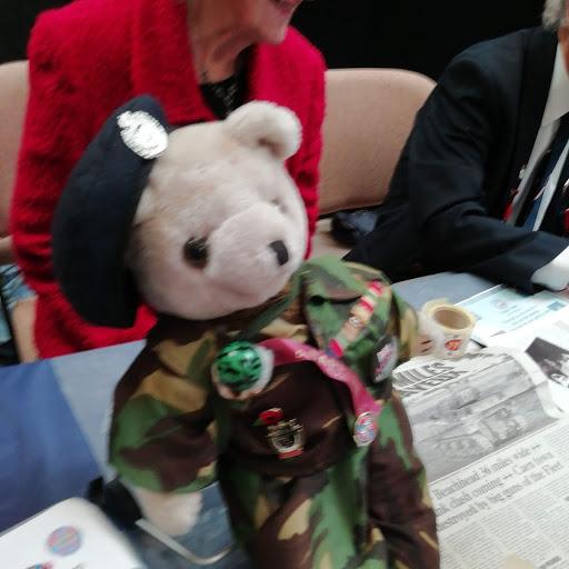 Teddy Veteran