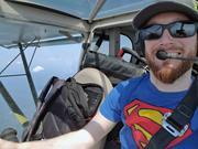 Justin Falls: Solo flight from Ohio to North Carolina
