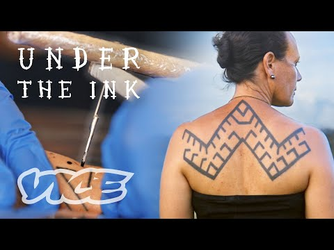 Reviving the Eradicated Tattoos of Melanesia | Under the Ink