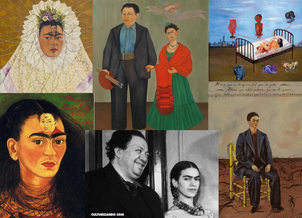 Matrimonio Tema Frida Kahlo : La tormentosa relación de frida kahlo y diego rivera en 5 pinturas