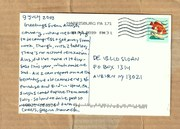 Mail art by Jessica Manack (Pittsburgh, Pennsylvania, USA)