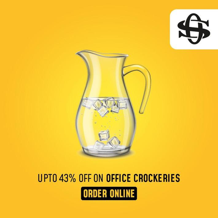 Office Crockeries Upto 43%OFF, Ordernow