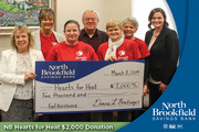 NBSB Donates $2,000 to NB Hearts for Heat