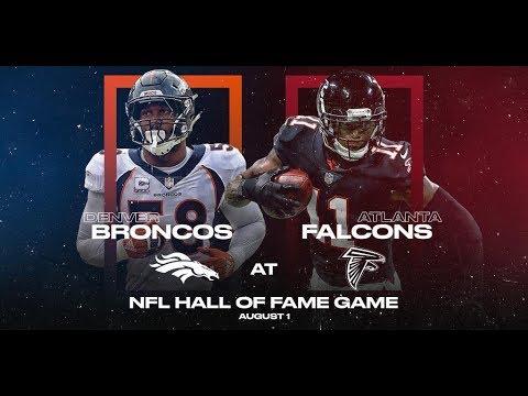 Denver Broncos vs Atlanta Falcons Live Stream and Play by Play