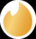 Tinder Gold Gratis 🍹 😍 Logo
