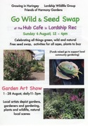 Go Wild and Seed Swap at Lordship Rec
