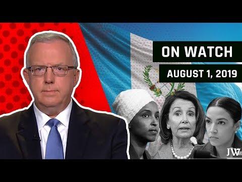 """On Watch"" Bulletin: Asylum Plan Subversion & Guatemala"