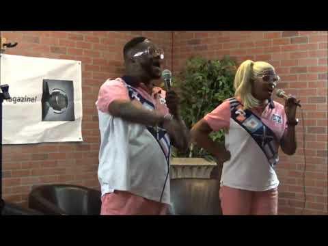 GODS GRACE ON BLESS THE MIC CIPHERS TV -Gospel Hip Hop - Christian Rap