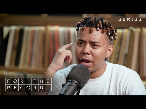 YBN Cordae Talks 'The Lost Boy' & Working With J. Cole | For The Record