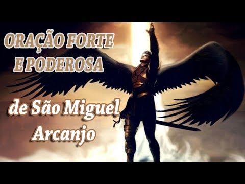 A oração mais forte e Poderosa de São Miguel Arcanjo