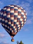 Ballon boven La Begonie