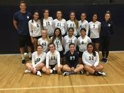 Mary Star High School Girls Volleyball 2018