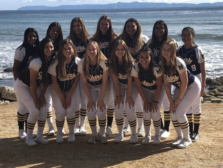 Mary Star High School Softball 2019