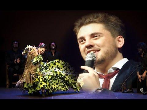 Alvaro Diaz C. Canta para Cynthia Cano - Flamenco.