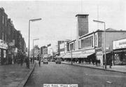 Wood High Road c1960