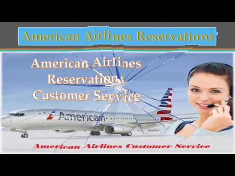 American Airlines Reservations Get Best Deals and offers