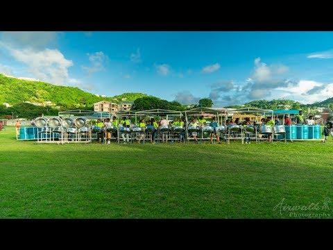 Republic Bank Angel Harps Juniors Panorama Champions 2019 Performance | Wanderers Travelography