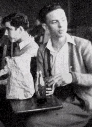 Don Knotts HS Photo, 1942.