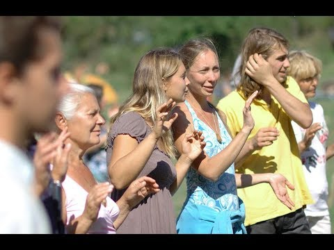 "Russian annual festival ""Ascension"", Gelendzhik region, Zhane river"