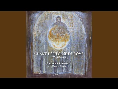 """Messe de minuit: I. Introït - """"Dominus dixit ad me"""""""