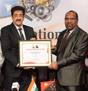 Sandeep Marwah Nominated Chair for Papua New Guinea Cultural Forum