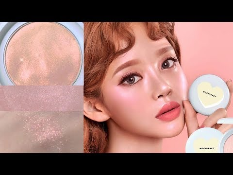 16brand Mochi Pact Highlighter | K-BEAUTY