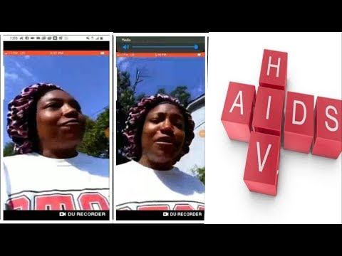 SPOOKY!!: Atlanta Female W/HIV Gives All The Names Of The Dudes She's INFECTED