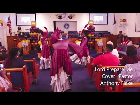 lord Prepare Me  Cover by Anthony Flake