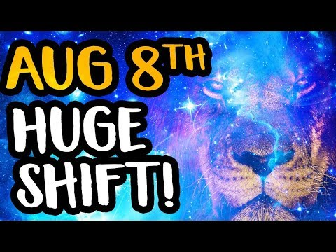 Lions Gate Portal August 8th! 3 Things You NEED to Know About The Ascension Energy!!