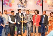 Inauguration of 104th Batch of AAFT at Noida Film City