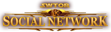 SWTOR: The Social Network Logo