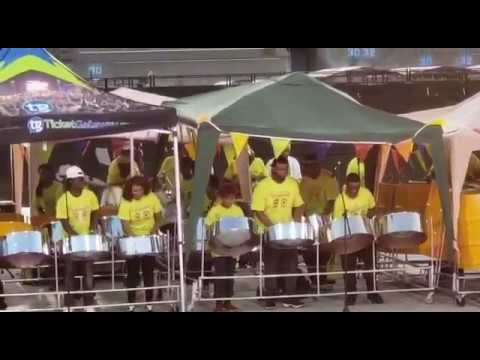 Forest Creek Steel Orchestra Playing Hooking meh