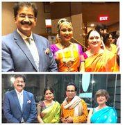 Sandeep Marwah Inaugurated Dance Recital By Anoushka Agarwal