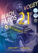 21st Tournament Beach Volley