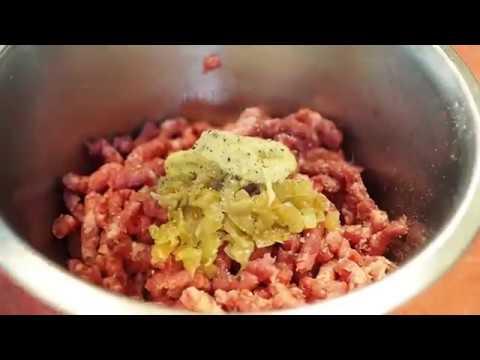 Goodwin Burger - always hand made!