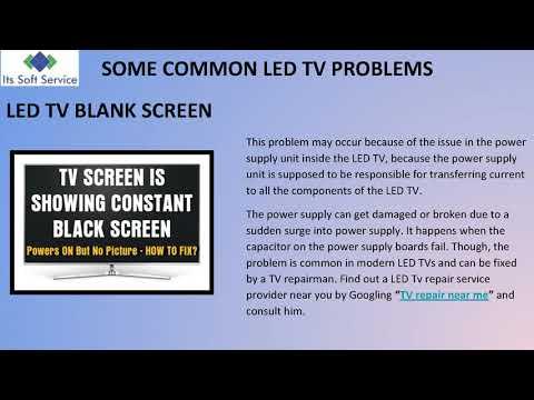 LED TV REPAIR NEAR ME