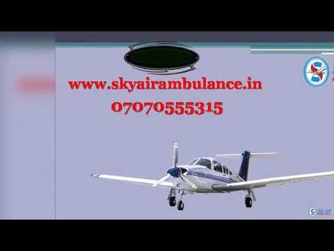 Get Top Leading Emergency Air Ambulance Service in Dibrugarh
