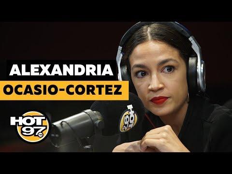 Alexandria Ocasio-Cortez On Impeaching Trump, Nancy Pelosi, Recent Backlash + Breaks Down Her Job