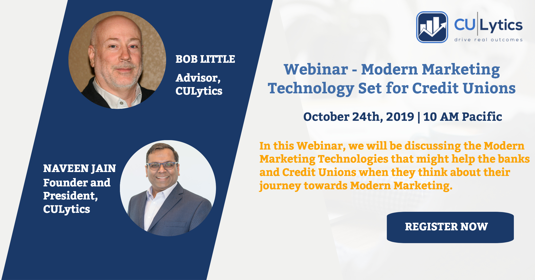 Webinar - Modern MArketing Technology for CUs