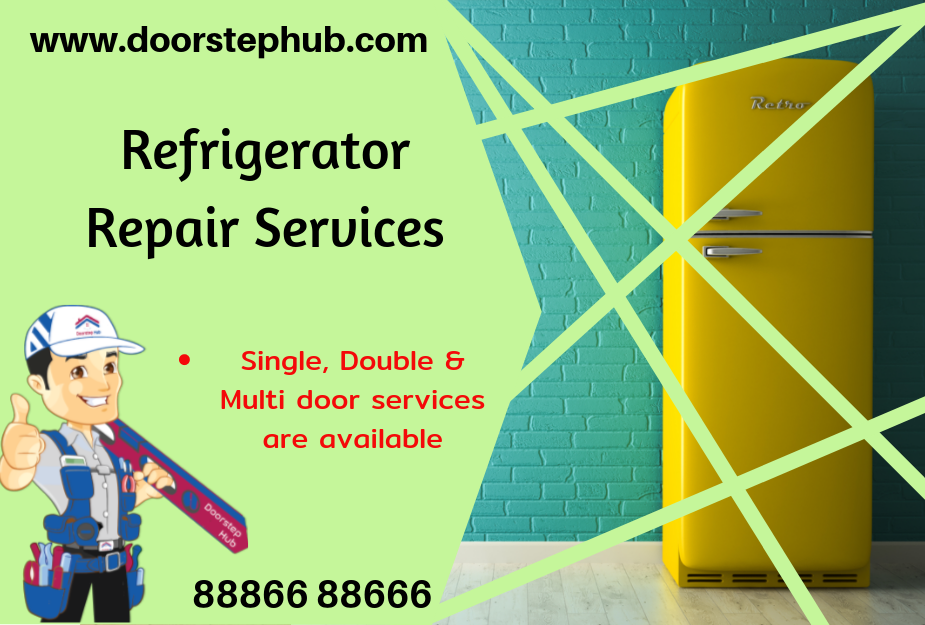 Fridge Repair technician Near Me! Call and get service on same day