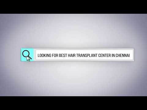 Best Hair Transplant Center in Chennai - DermaClinix Nungambakkam