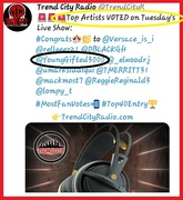 Trend City Radio Top Artist_The Have Nots By Young Gifted
