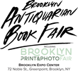 Brooklyn Antiquarian Book Fair - Cornucopia of Culture for All Ages September 7 & 8
