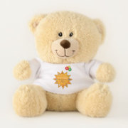 Cuddly Gifted Toddlers Teddy Bear!