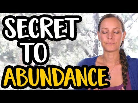 Abundance Prayer - Do This Daily So You Can Attract The Abundance You Deserve