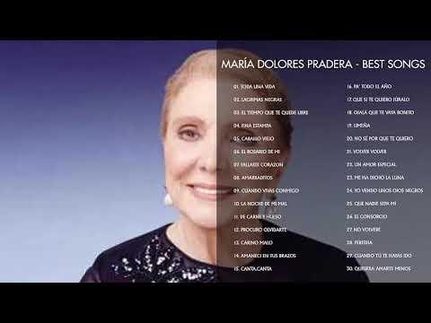 María Dolores Pradera Exitos Sus Mejores Canciones