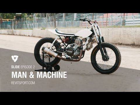 SLIDE – Episode 2: Man & Machine