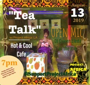 PALA Tea Talk